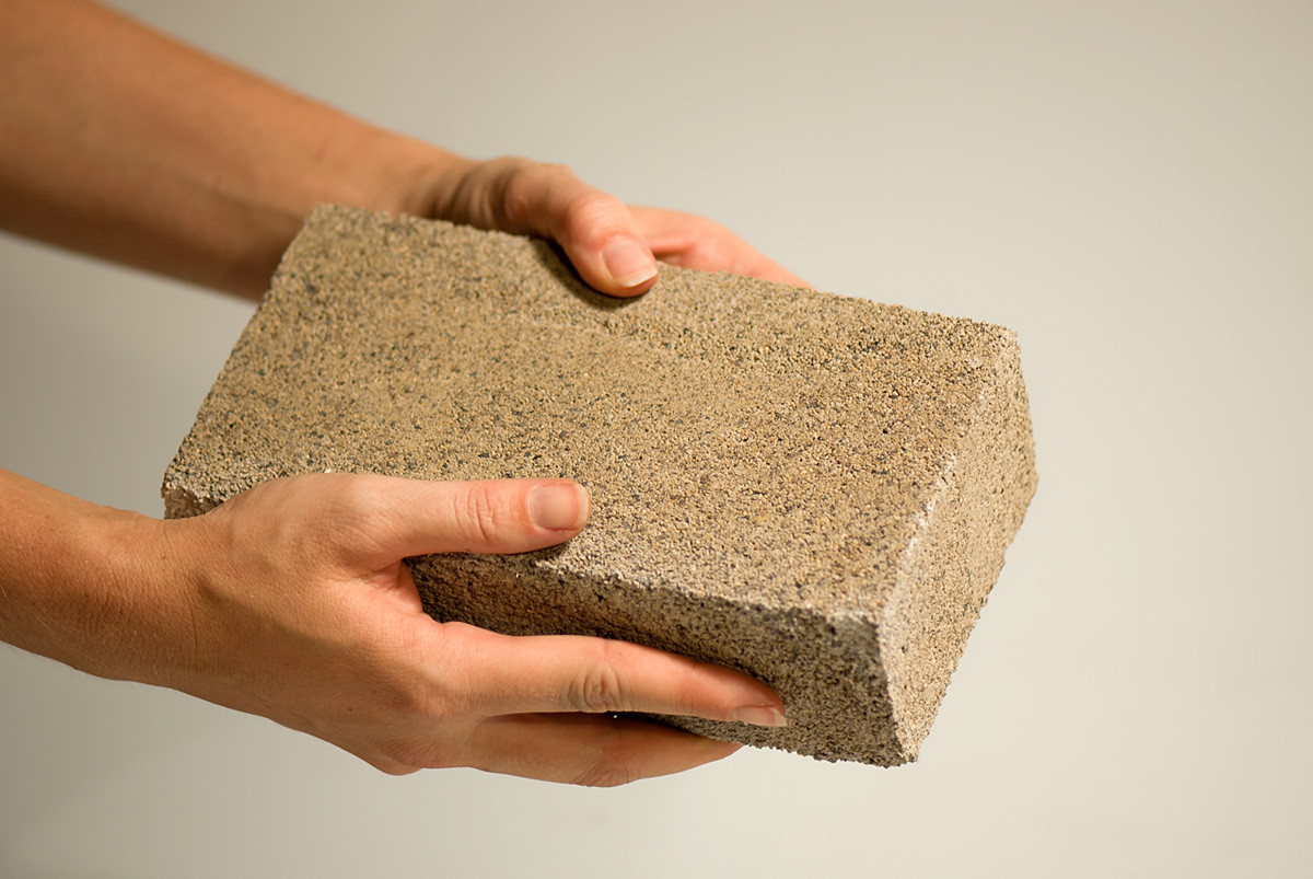 Materiales de construcción con bacterias para edificios mas sostenibles
