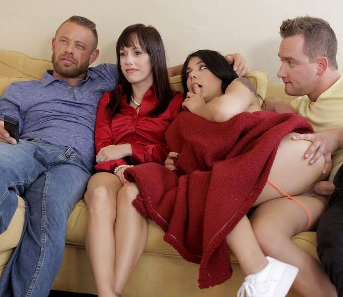 Priča twitteraša  @DenyKalin - tema grupni seks, razmena partnera