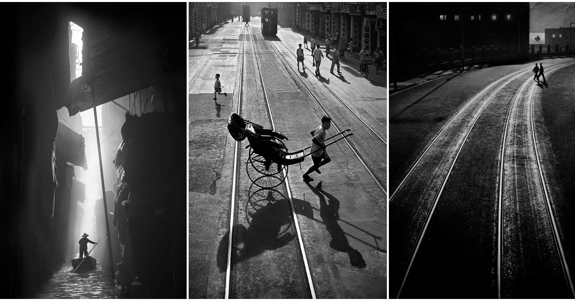 20 Breathtaking Black and White Photos of Hong Kong From the 1950s Taken by Fan Ho