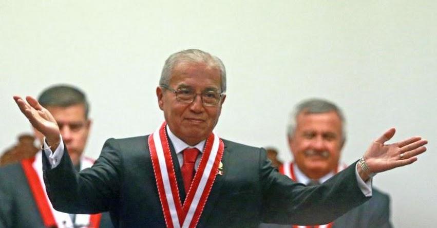 PEDRO CHÁVARRY: Fiscal de la Nación es ratificado en el cargo por la Junta de Fiscales Supremos