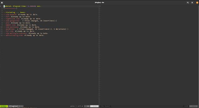 Reference - Cài đặt Vim Plugins trên windowns và Linux một cách nhanh nhất