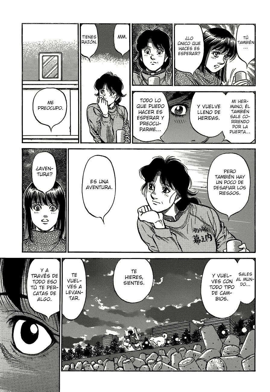 Hajime no Ippo Chapter 1207 - YoLoManga.com