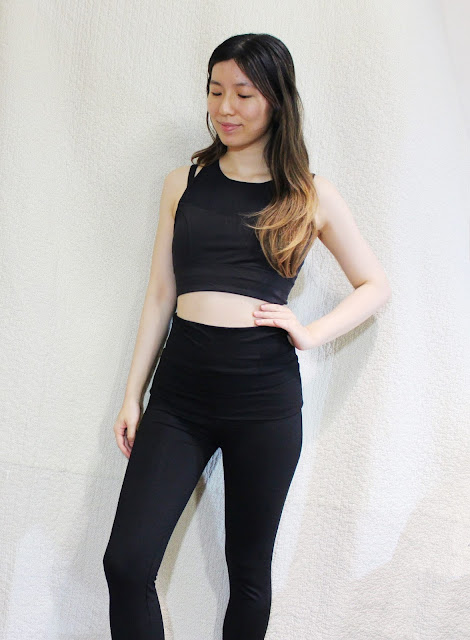 Sloli Taiwan review, Sloli review, Sloli blog review, Sloli blog review, Sloli Taiwan, Taiwan activewear brand, sylphlike loli review, sylphlike loli bra, Taiwan sports bra