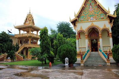 Wat Xaiyamoungkhoun - Savannakhet