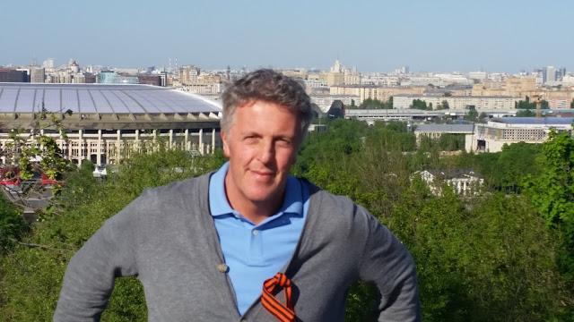Alexander Tauscher gibt Reisetipps im Podcast über Moskau
