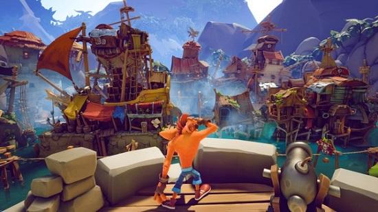 Crash Bandicoot: It's About Time Plot