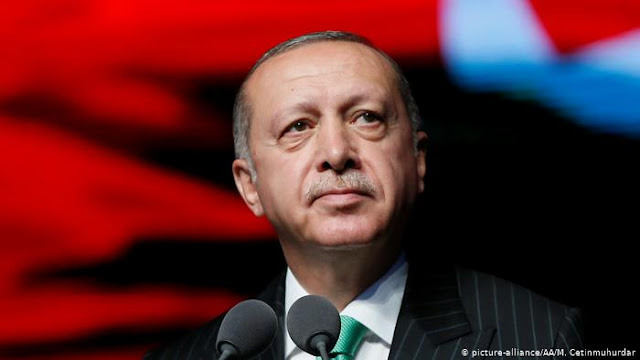 Απτόητος ο Ερντογάν προωθεί τους επεκτατικούς σχεδιασμούς