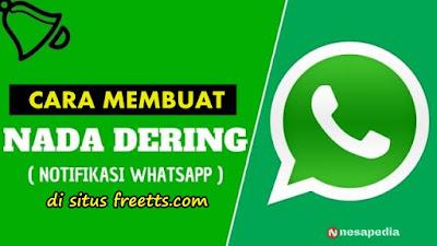Cara Membuat Nada Dering WhatsApp di Freetts.com Agar Keluar Suara Google