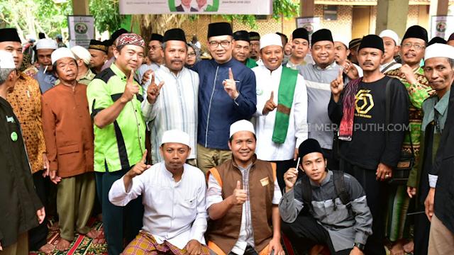 Ridwan Kamil Komentari Kasus Denny Siregar: Yang Melanggar Hukum Harus Bertanggung Jawab