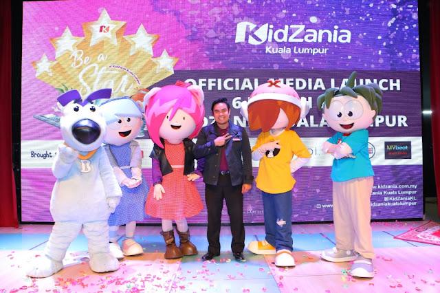Be a Star at KidZania