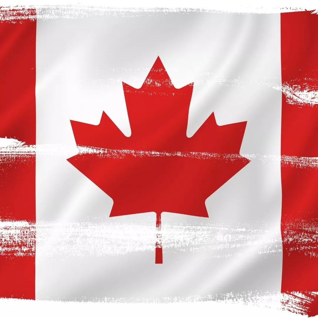 Canada flag logo image download