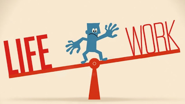 سر التوازن بين العمل والحياة