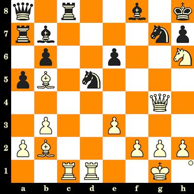 Les Blancs jouent et matent en 3 coups - Rainer Buhmann vs Boonsueb Saeheng, Dresde, 2008