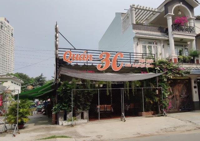 Địa chỉ quán Lẩu 3C chuyên các loại cá sông: 39 Đường số 7, Thảo Điền, Quận 2