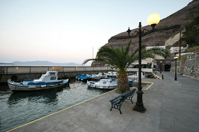 Porto di Santorini