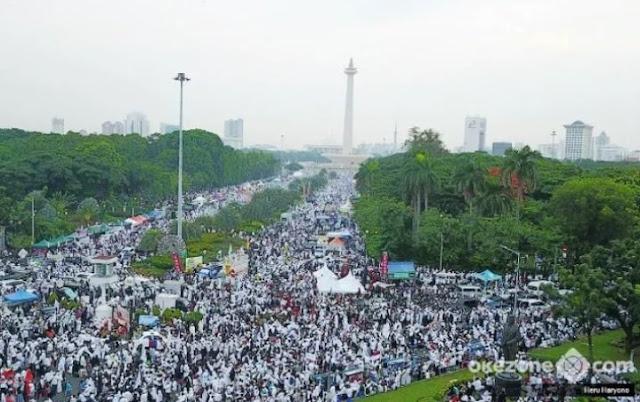 Novel: Umat Islam Kecewa HRS Ditahan, Aksi 18 Desember Bisa Mirip seperti 212