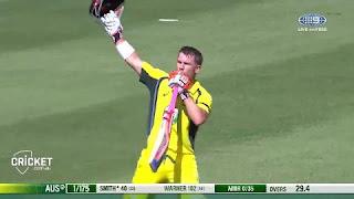 David Warner 130 vs Pakistan Highlights