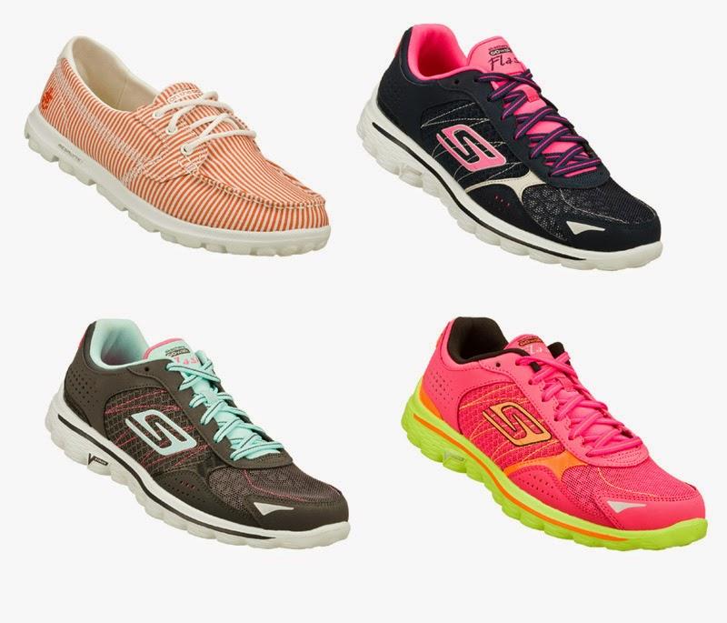 skechers go walk shoes for women