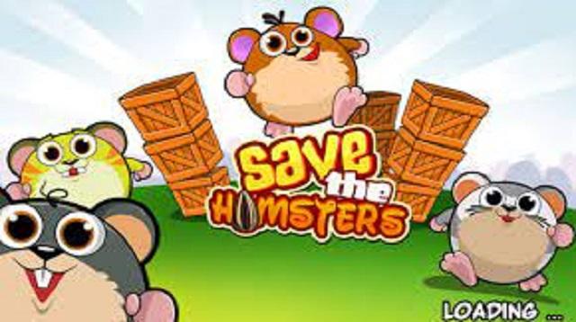 Game Yang Mengharumkan Nama Indonesia - Save The Hamster