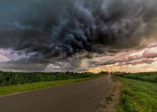 Dark Clouds - Photo by Dave Hoefler on Unsplash