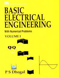 [PDF] Basic Electrical Engineering (Volume-1) By P. S. Dhogal