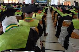 453 Mahasiswa IAIN Madura Ikuti Wisuda Hari Pertama