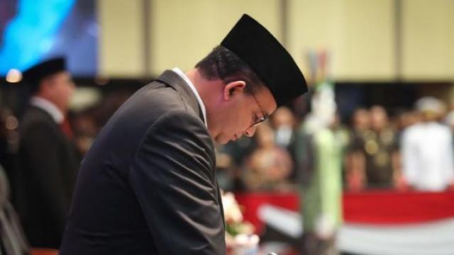 Senator Jakarta Dukung Anies untuk Pilpres 2024