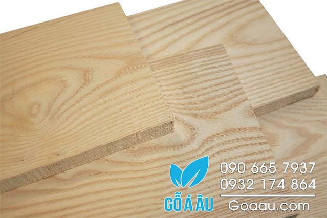 Vân gỗ Tần Bì (gỗ Ash)