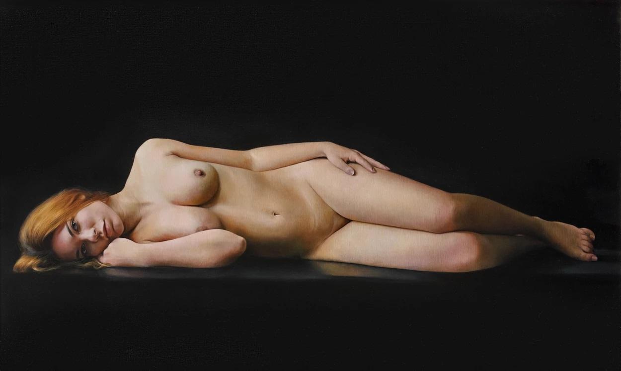 Ana Claudia Desnuda por amor al arte: anne-christine roda