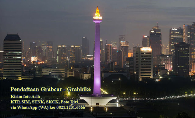 Daftar Grabcar Grabbike Jakarta