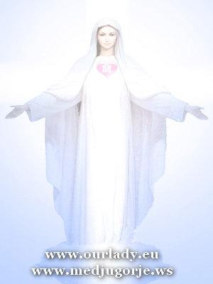 Mon Témoignage Saints Images De La Vierge Marie