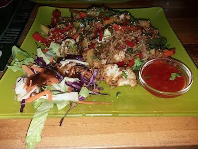 Photo of dish in Citrus Surf bar in Corralejo