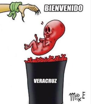 Obispos mexicanos lamentan aprobación del aborto en Veracruz