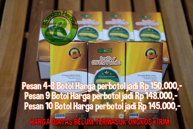 Penjual QnC Jelly Gamat di Denpasar