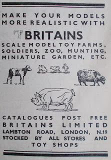 Britains Farm; Britains Herald; Britains Hollow Cast; Britains Hollow-Cast; Britains Plough; Britains Poultry; Cows; Draft Animals; Farm and Zoo; Farm Animals; Farm Chicks; Farm Toys; Farm Worker Toy; Farming Figures & Animals; Goats; Hollow Cast; Hollow Cast Toy; Hollow-Cast; Horse Team; Horses; Pigs; Sheep Toys; Small Scale World; smallscaleworld.blogspot.com;