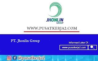 Lowongan Kerja SMA SMK D3 S1 Terbaru Juli 2020 di PT Jhonlin Group