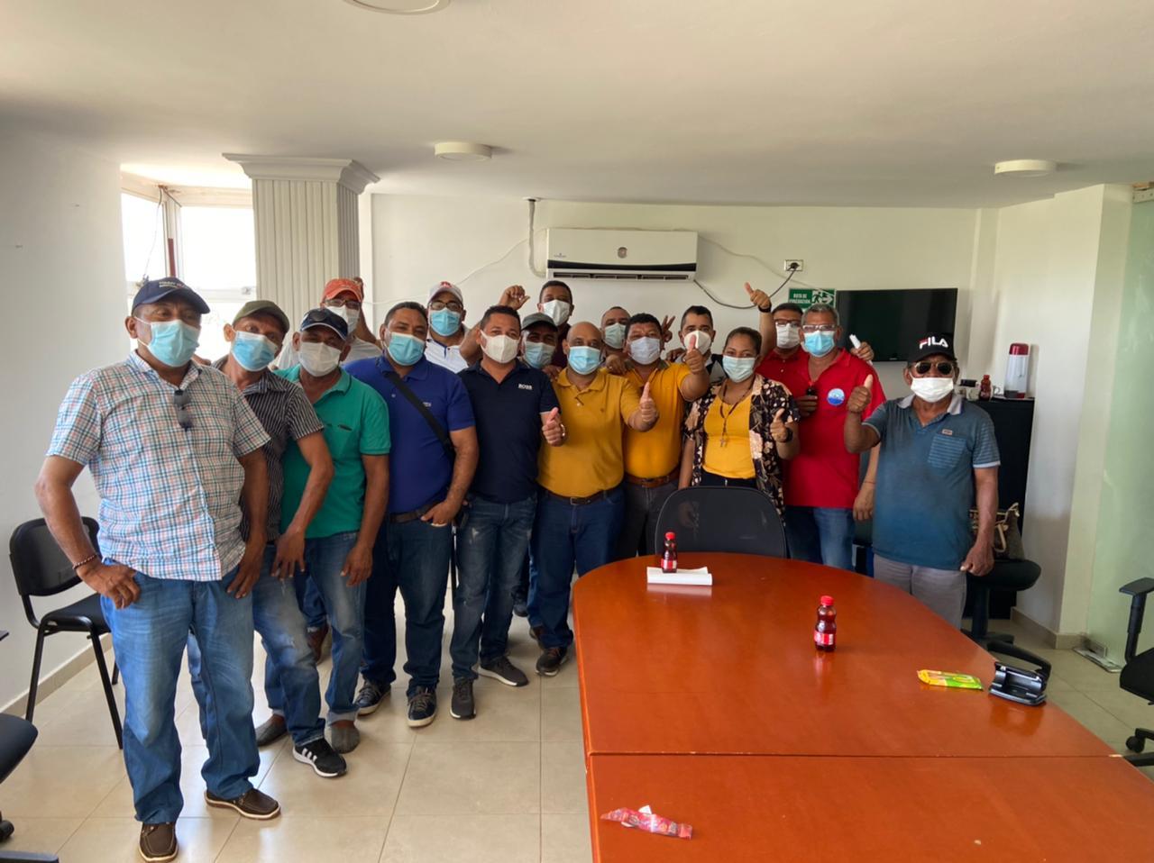 https://www.notasrosas.com/Luego de 529 días, se levanta la huelga en las salinas de Manaure