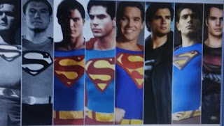 The superman movie evolution