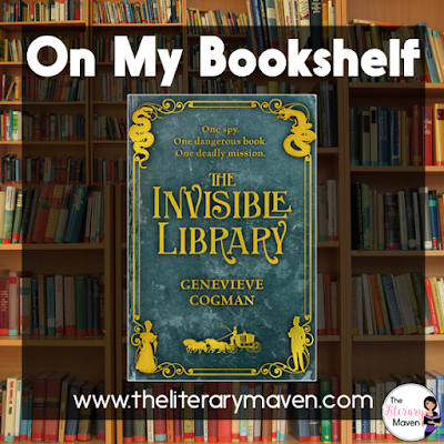 The Invisible Library by Genevieve Cogman is a Harry Potter book grown up: filled with magical dilemmas and a formidable evil enemy, but with adult characters. On a mission from her secret society of Librarians, Irene must track down an important book before Alberich, the evil, ex-Librarian whose name many fear to even speak, gets his hands on it. Read on for more of my review and ideas for classroom. application.