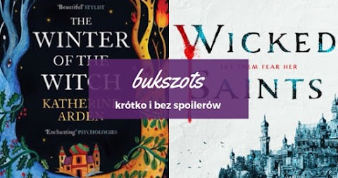 [bukszots] The Winter of the Witch, Wicked Saints