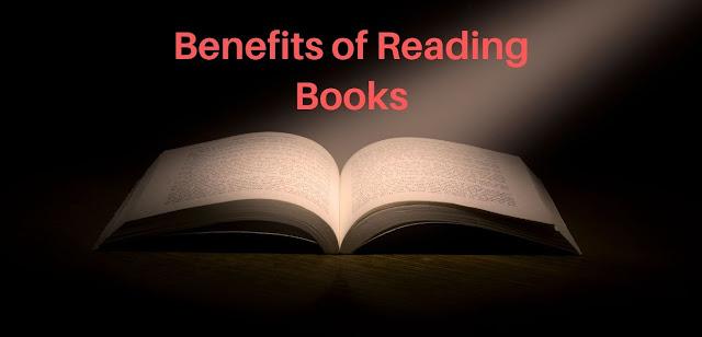 Benefits of Reading Books:  Reading Books