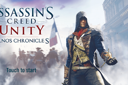 Download Assassins Creed Unity Arno's Chronicles 2D (Game Java Konversi APK) Android Gratis