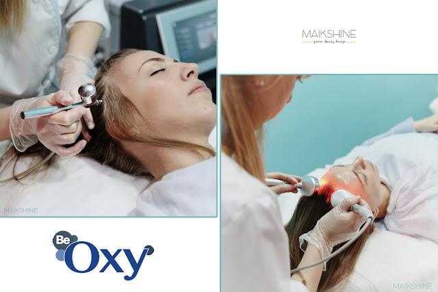 BeOxy Capilar tratamiento cuero cabelludo