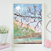 Watercolor Moonlight Printable Wall Art