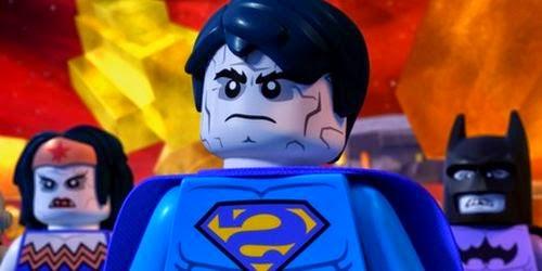 Lego Liga de la Justicia vs Liga de Bizarro: Información