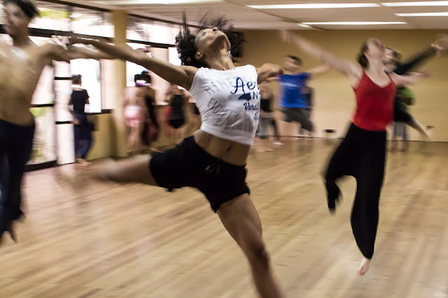 olahraga dance