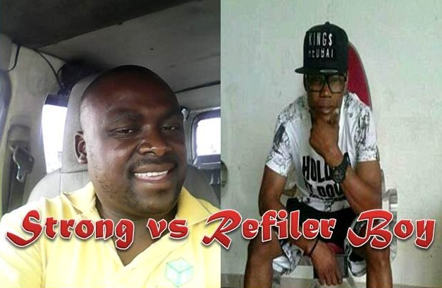 Strong Txangane Vs Refiller Boy