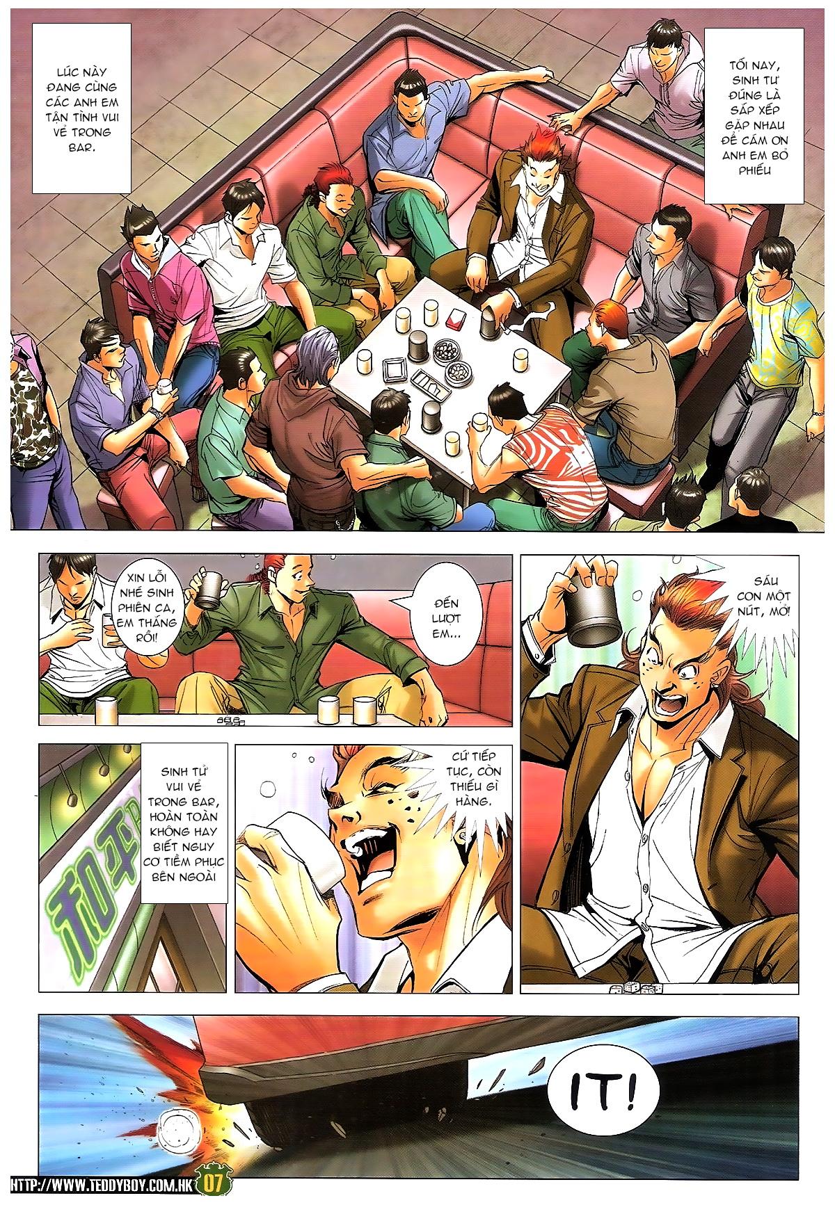 Người Trong Giang Hồ chapter 1646: đại hạn lâm đầu trang 6