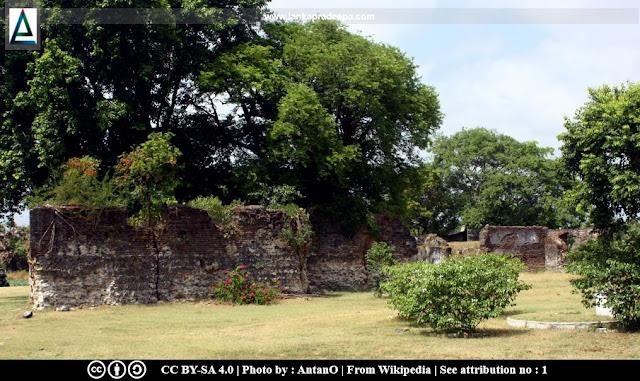 Pooneryn Fort