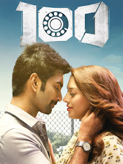 100 2019 Hindi Dubbed 720p WEBRip